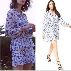 Misa Los Angeles Georgina Floral Dress
